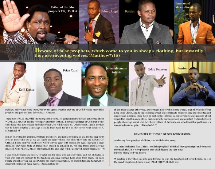 False Prophets new photo 1