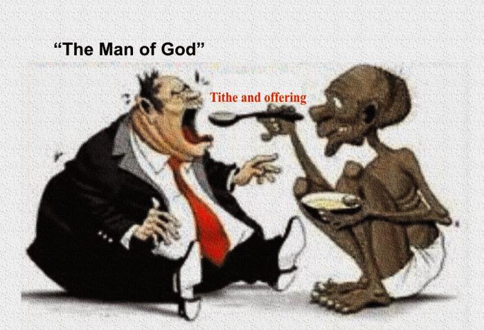 fat pastor