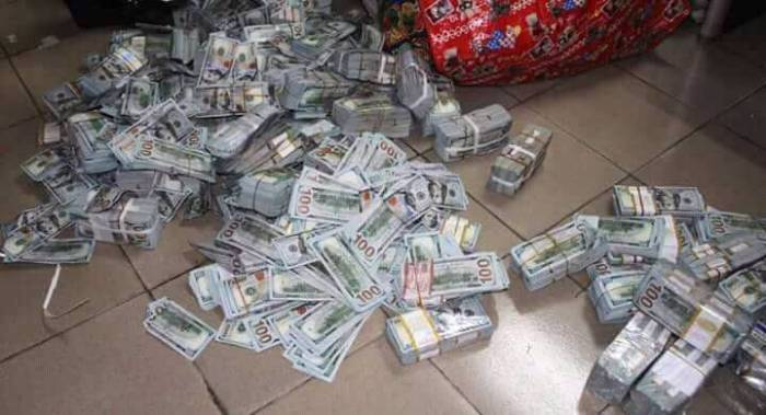 occult money