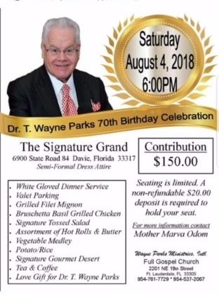 Wayne Parks
