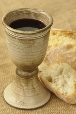 communion wine
