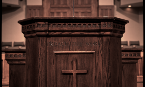 pulpit 1