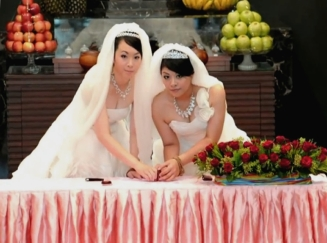 Same-sex marriage Taiwan