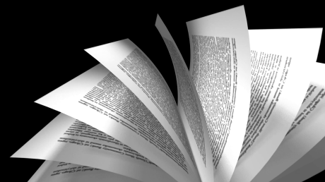 books pages