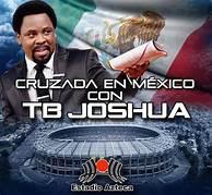 Joshua in Mexico