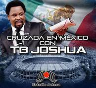 Joshua in Mexico