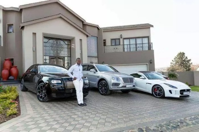 bushiri wealth