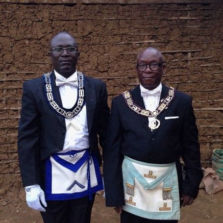 Freemasons in Liberia