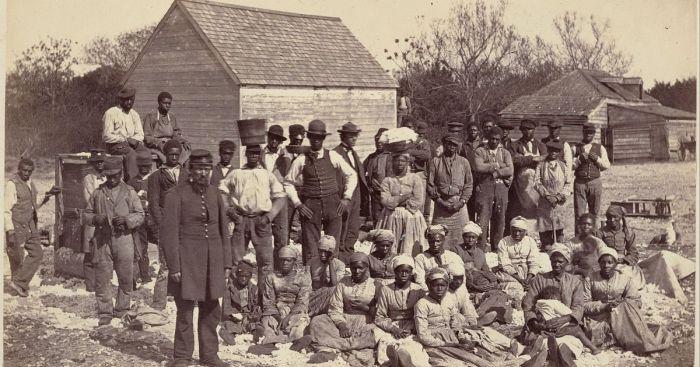 American slavery 1